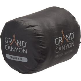 Grand Canyon Cruise Kid Matelas autogonflant Enfant, blue